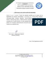 Constancia de Aceptación Uriostegui