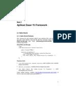 Dasar Dasar Yii Framework