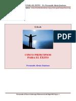 Libro+Cinco+Principios+para+el+Éxito