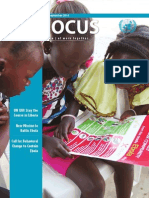 UN Focus June-Sept 2014 Edition