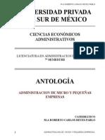 Libro de Administracion y Pymes