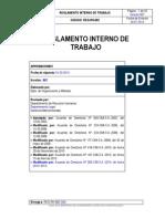 REG-RH-002 Reglamento Interno de Trabajo (V7) 20012014