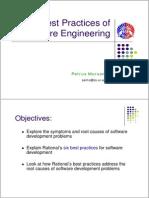01. BestPractices of Software Engineering