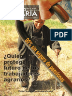 LA REVISTA AGRARIA N° 166 - Setiembre