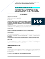 ESPECIFICACIONES TÉCNICAS - CALZADA VEHICULAR.doc