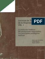 1993_600_lecturas de Teoría de La Organización. Vol. i