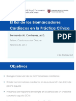 Biomarkers FContreras CADECI14