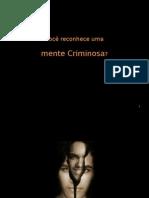 Aula 1 - Mente Criminosa