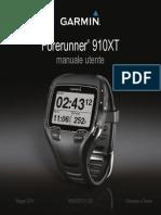 Forerunner 910XT OM IT