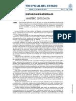 Real Decreto Ciclo MedioRD GM ROT