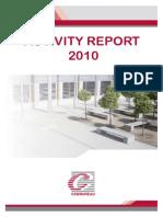 Activity Report 2010