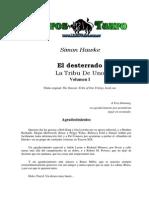 Hawke, Simon - La Tribu De Uno 01 _ El Desterrado.pdf