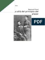 Freud Mas Alla