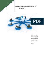technicalseminardocumentationon3dinternet-140124002104-phpapp01