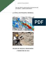 197284345 Apostila Pesquisa Mineral 2 Bi Ifmg PDF