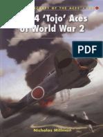 OAotA100 Ki-44 Tojo Aces of WW2