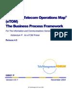 ETOM Diagram Rel 4.5
