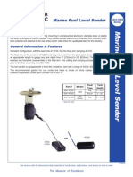 Datenblatt Tankgeber 8341-R7000