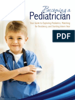 Becoming a Pediatrician