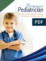 Becoming a Pediatrician