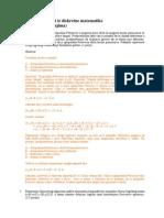 DM Prvi Parcijalni Ispit 2007 Sa Rjesenjima