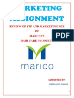 MARICO'S HAIR CARE PRODUCTS