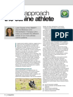 How-To-june-2014 CompanionHow to Approach the Canine AthleteIn