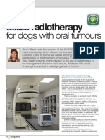 How-To-may-2014 CompanionHow to Utilize Radiotherapy for Dogs With Oral TumoursIntroduction