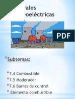 Centrales Nucleoeléctricas