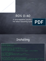 Ros Tutorial Slides