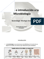 Microbiologia 1 Clase