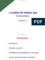 Transfert de Chaleur Par Convection