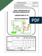 Lab 04 - Circuito Hidráulico (C3) - 2014 - 2