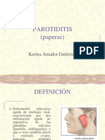 Parotid It Is