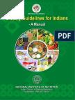 Dietary Guidelines for n in Website