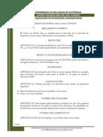 Reglamento de Futsala