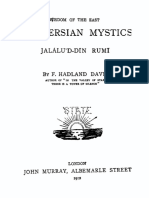 Hadland Davis - The Persian Mystics Jalaluddin Rumi