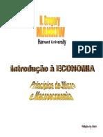 GREGORY MANKIW - Economia-Microeconomiae Macroeconomia-resumo
