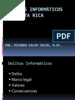 Delitos Informaticos en Costa Rica