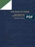 Bernard Schilling Rain of Years Great Expectatations