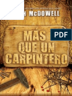 McDowell Josh - Mas Que Un Carpintero