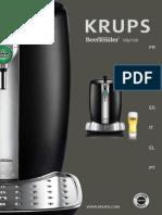 Manual chopeira Krups