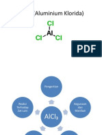 AlCl₃ (Aluminium Klorida)