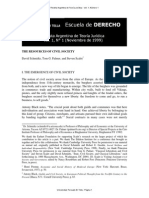 Nº 1 the Resources of Civil Society - David Schmidtz, Tom G. Palmer y Steven Scalet