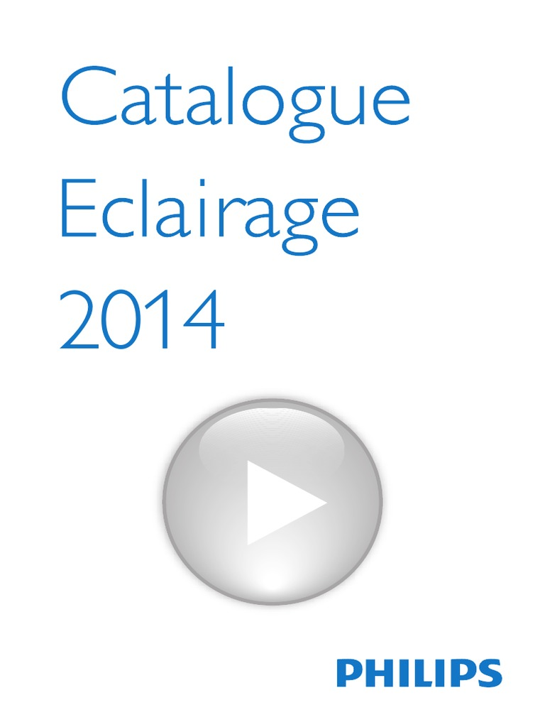 Innovation 2014 Eclairage Catalogue 2014 BfrApplication Catalogue Eclairage rBtohdQCsx