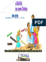 Cartaz - 1ª Festa CRI-CRI - 1ª Festa Criança com Cristo