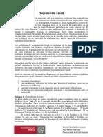 Programacion Lineal Jfa