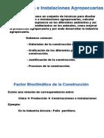 Constuccion e Instalaciones Agropecuarias Clase 1