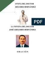 La Novena Del Doctor Jose Gregorio Hernandez