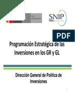 0 - Programacion Estrategica Inversiones GR GL